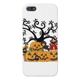 Halloween Pug Dogs, Pumpkins and Fun
