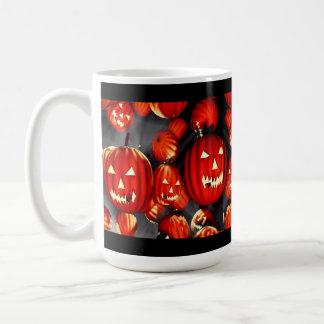 Halloween Pumpkins Mugs