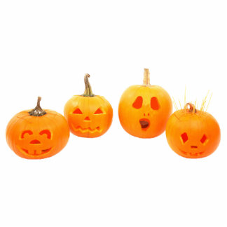 Halloween Pumpkins Ornament