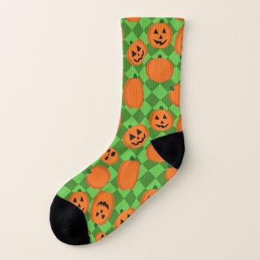 Halloween Themed Halloween Pumpkins Socks