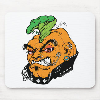 Halloween Punkin'! Mouse Pad