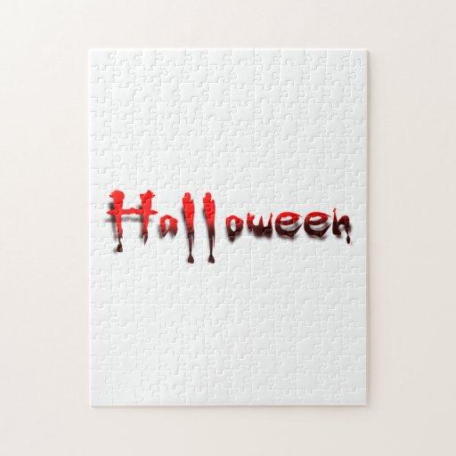 Halloween Puzzles Con Fotos