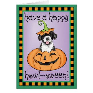 Halloween PWD Card