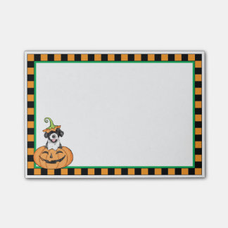 Halloween PWD Post-it® Notes
