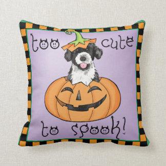 Halloween PWD Throw Pillow
