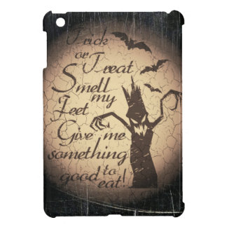 halloween quote cover for the iPad mini
