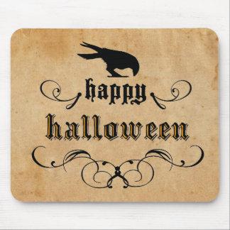 Halloween - Raven Mouse Pad