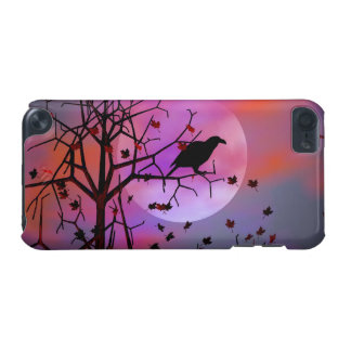 Halloween Raven Night iPod Touch (5th Generation) Cover