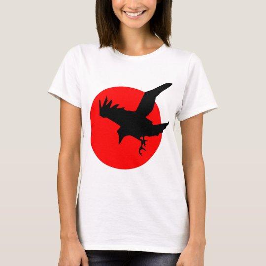 Halloween Raven T-Shirt