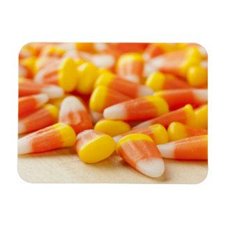 Halloween rayó las pastillas de caramelo iman rectangular