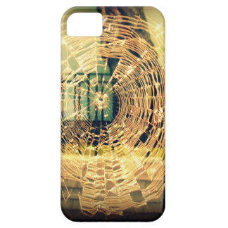 Halloween Real Spider Web iPhone SE/5/5s Case