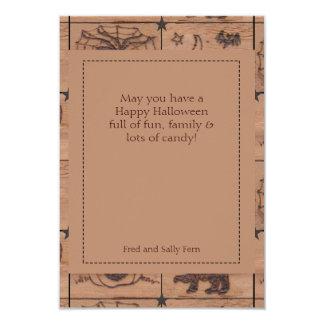 Halloween remilgado remienda el solo saludo de la comunicados