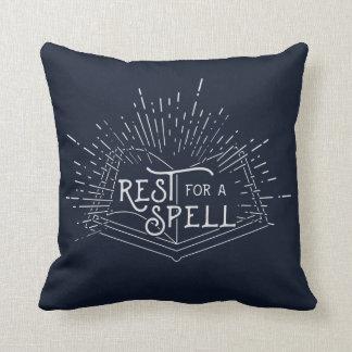 Halloween Rest for a Spell | Pillow