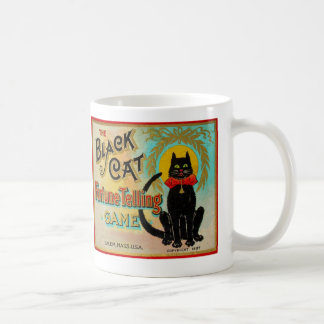 Halloween Retro Vintage Fortune Telling Game Coffee Mug