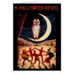Halloween Revel la invitación Tarjeton