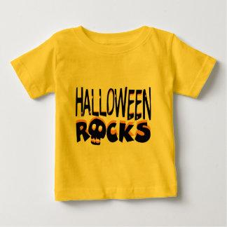 Halloween Rocks Baby T-Shirt
