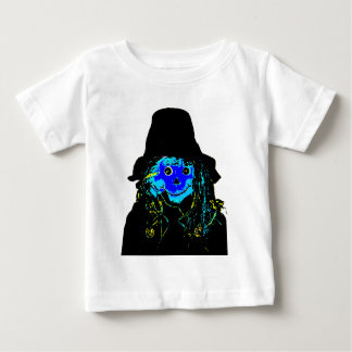 Halloween Scarecrow Blue The MUSEUM Zazzle Gifts Tshirt