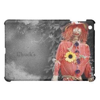 Halloween Scarecrow iPad Case