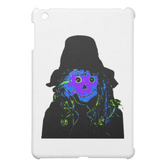 Halloween Scarecrow Purple The MUSEUM Zazzle Gifts Cover For The iPad Mini