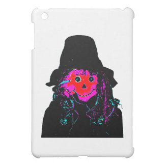 Halloween Scarecrow Red The MUSEUM Zazzle Gifts iPad Mini Cases