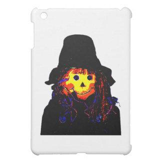 Halloween Scarecrow Yellow The MUSEUM Zazzle Gifts iPad Mini Cases