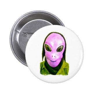 Halloween Scary Head 4 Pin