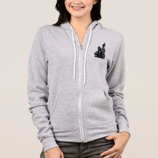Halloween_Scary_House_Transparent_PNG_Image Hoodie