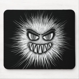 Halloween Scary Monster Mouse Pad