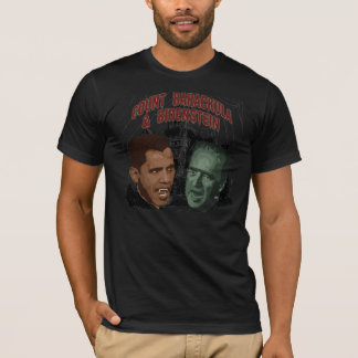 Halloween Scary Obama T-Shirt