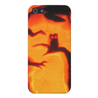 Halloween Scary Owl in Trees Case For iPhone SE/5/5s