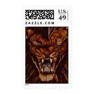 ~Halloween~Scary Postage