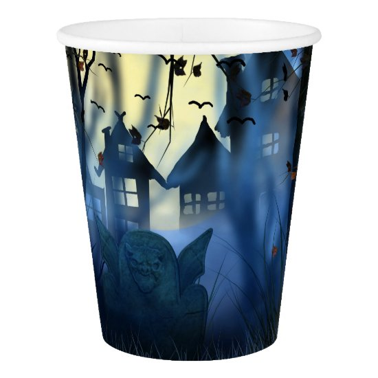 Halloween - Scary Scene 1 Goblin Paper Cup