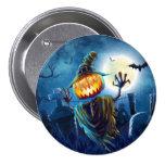 Halloween Scary Scene (5) Pumpkin All Options Button