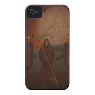 Halloween Scary Walking Dead iPhone 4 Case