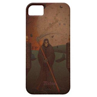 Halloween Scary Walking Dead iPhone 5 Case