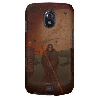 Halloween Scary Walking Dead Samsung Galaxy Case