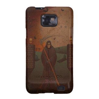 Halloween Scary Walking Dead Samsung Galaxy S2