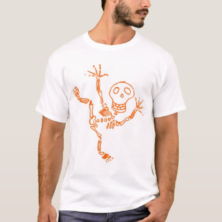 Halloween Sceleton T-Shirt