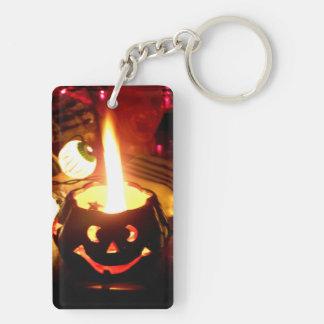 Halloween Scene Acrylic Keychains