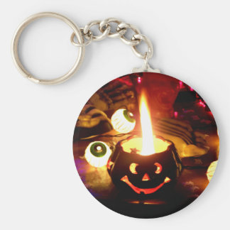 Halloween Scene Key Chains