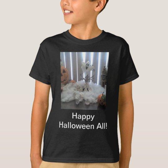 Halloween scene T-Shirt