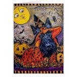 Halloween Scottie Cards