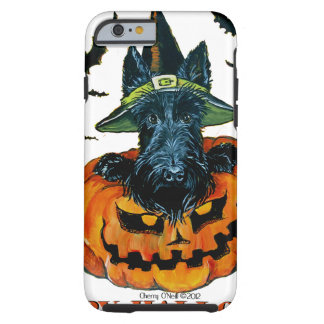 Halloween Scottie Tough iPhone 6 Case