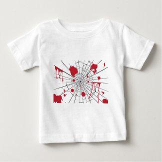 halloween shattered glass baby T-Shirt