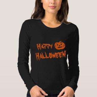 Halloween shirt for women | carved pumpkin head