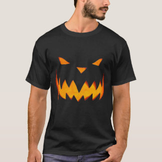 Halloween Shirt Jack-o-lantern