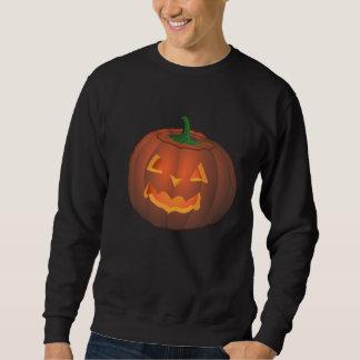 Halloween Shirt Pumpkin Jack-o-lantern Sweatshirt