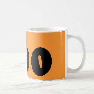 Halloween Shirt That says BOO Classic White Coffee Mug