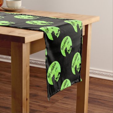 Halloween Themed Halloween Short Table Runner