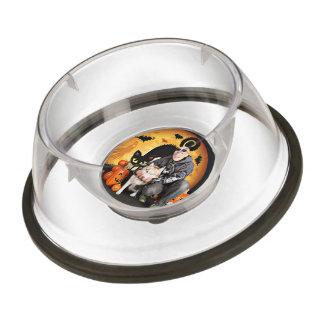 Halloween - Siberian Husky - Nala Pet Bowl